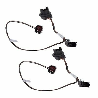 2006-2010 DODGE CHARGER HEADLIGHT LAMP WIRING HARNESS SET