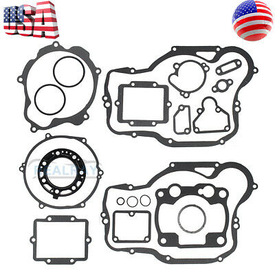 Top and Bottom End Repair Rebuilt Gasket Kit for Kawasaki