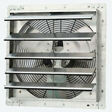 iliving ilg8sf18v 18 inch exhaust fan silver