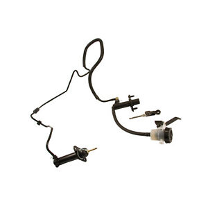 PREFILLED MASTER AND SLAVE CYLINDER WITH LINE FITS 00-02