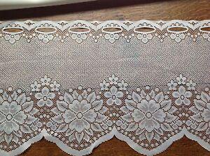 details sur brise bise cantonniere rideaux a decor vendu au metre b39