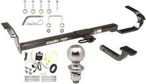 COMPLETE TRAILER HITCH PACKAGE W/ WIRING KIT FOR 1992-1996