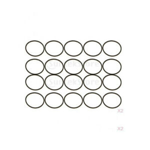 20 in 1 Replacement Square Drive Rubber Belts for XBOX 360