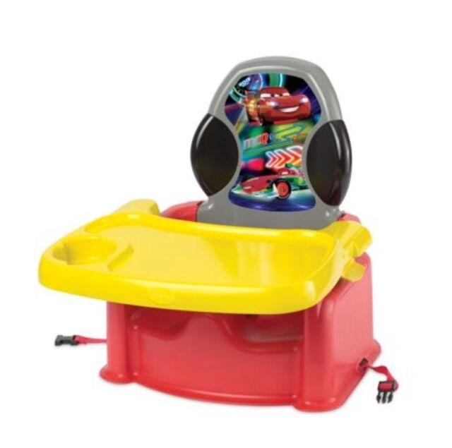 booster high chairs lightweight aluminum beach baby chair feeding seat toddler disney pixar cars folding storage