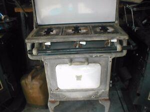 Antique Vintage Gas Apartment Size Stove Cast Iron Burner GRATE  eBay