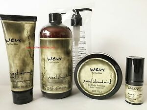 wen hair care chaz dean 45 day supply plete kit new sealed fast shipping ebay