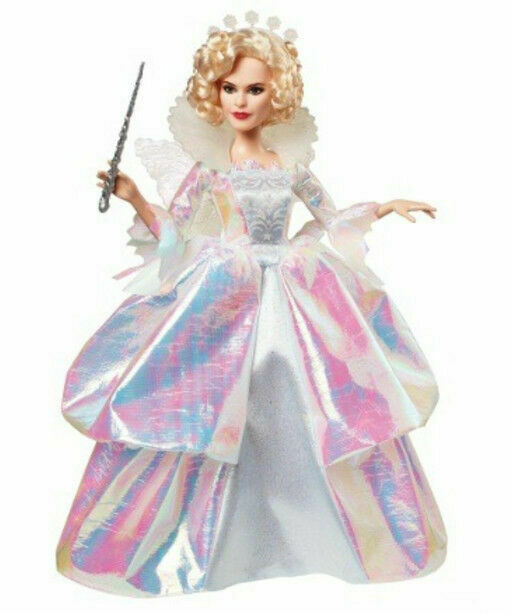 Disney Cinderella Fairy Godmother Doll For Sale Online Ebay