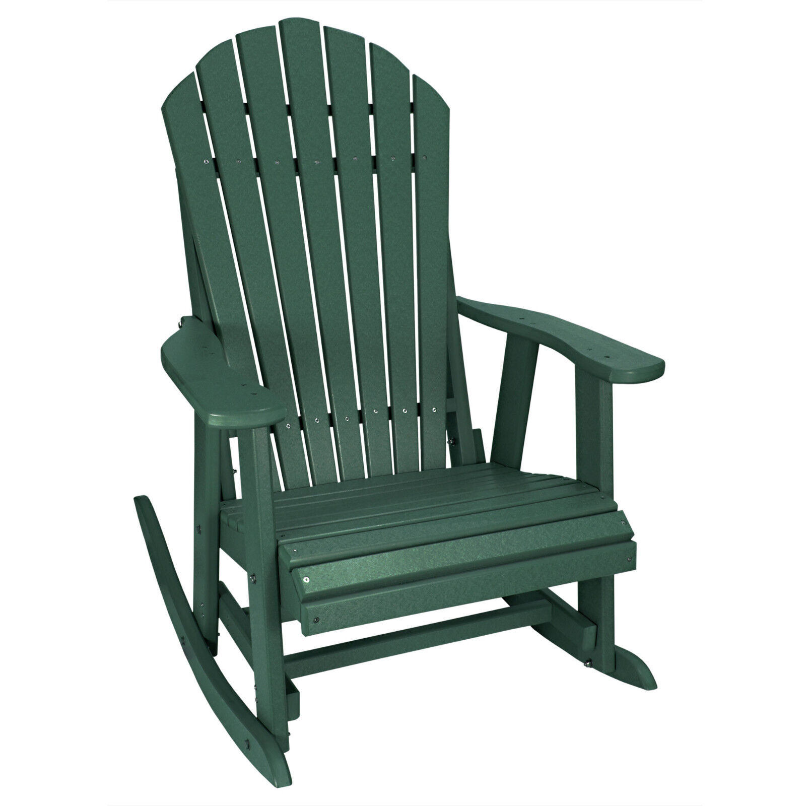 amish made rocking chair cushions p pod accessories new outer banks poly lumber adirondack rocker