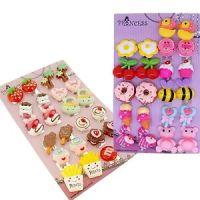Princess-J Cartoon Cute Design Snake Clip-On Earrings for ...