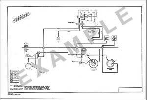1985 Ford Thunderbird Mercury Cougar Vacuum Diagram Non