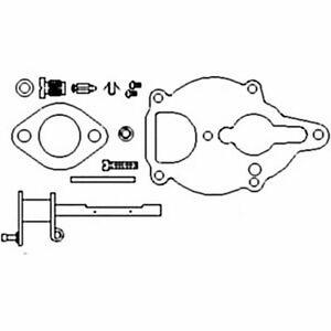 ZCK23 Ford / New Holland Tractor Basic Carburetor Kit 2N