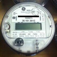 Ge Kv2c Multifunction Meter Fitzall Wiring Diagram Nitrous Express Kv Watthour Kilowatt Hour Cl 200 120 480v 3w Fm2s Kt 7 2 Ebay Item General Electric Kwh Fm9s 13 Lug 4w