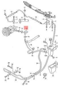 Genuine Intake hose AUDI A4 S4 Wagon A6 allroad quattro S6