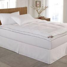 fieldcrest luxury plush mattress pad
