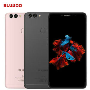 "BLUBOO Dual 5.5"" FHD 13MP Dual Back Camera 4G LTE MTK6737TCell phone"
