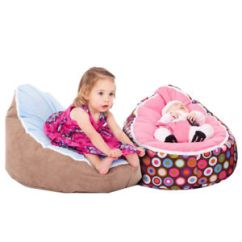 Toddler Bean Bag Chairs Chippendale Dining Chair Baby Kids Sofa Couch Cover Indoor Lounger Image Is Loading