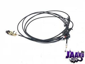 90-97 Mazda Miata Mx-5 OEM trunk gas lid lever cable latch
