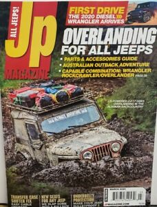 Jeep Parts Magazine : parts, magazine, Magazine, March, Overlanding, Jeeps, Accessories, SHIPPING