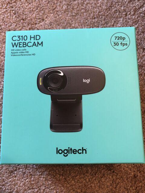 Logitech C310 Web Cam for sale online | eBay