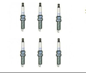 Genuine Nissan GT-R R35 Spark Plugs NGK SET OF 6
