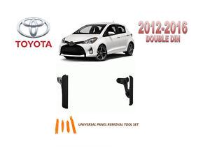 2012-2016 TOYOTA YARIS DASH INSTALL KIT for CAR STEREO