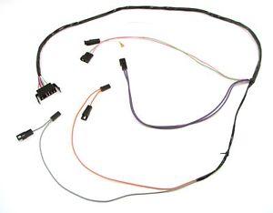 67 68 69 Camaro Column Shift To Console Conversion Wiring