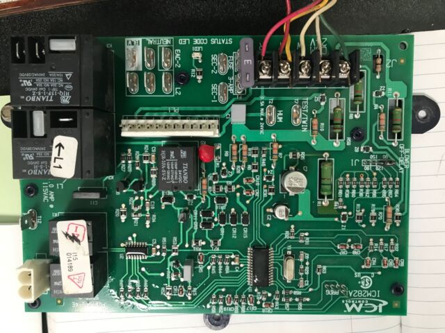 ICM Controls ICM282A OEM Replacement. Carrier HK42FZ-Series for 325878-751   eBay