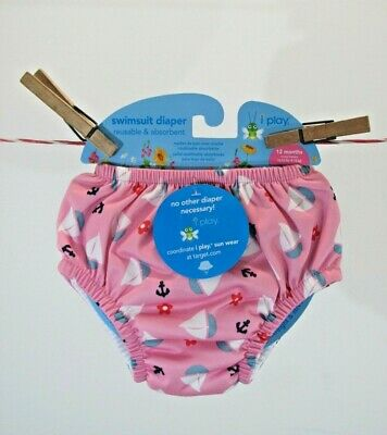 iPlay Swim Diaper NWT 12 Months | eBay