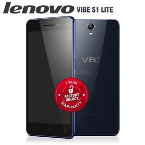 New Unlocked LENOVO Vibe S1 Lite Blue 13MP Camera Octa Core Android Cell Phone