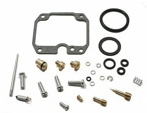 Yamaha Breeze 125, 1989-2004, Carb / Carburetor Repair Kit