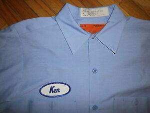 Image result for name on work shirt