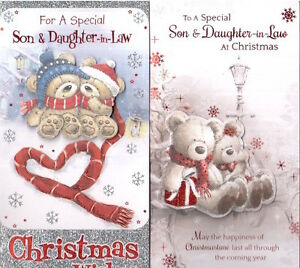 Best Christmas Card Verses For Daughter And Son In Law Image Collection