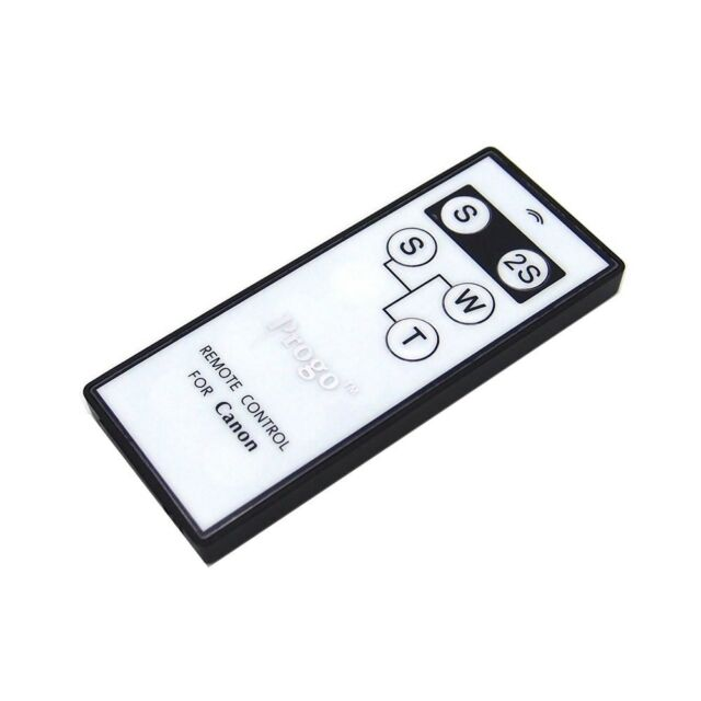 IR Wireless Remote Control for Canon EOS 5DIII 5DII 6D 7D