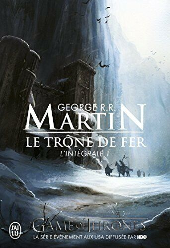 Le Trone De Fer L'intégrale 1 : trone, l'intégrale, Semi-Poche, Ser.:, Trone, L'Integrale, George, Martin, (2010,, Trade, Paperback), Online