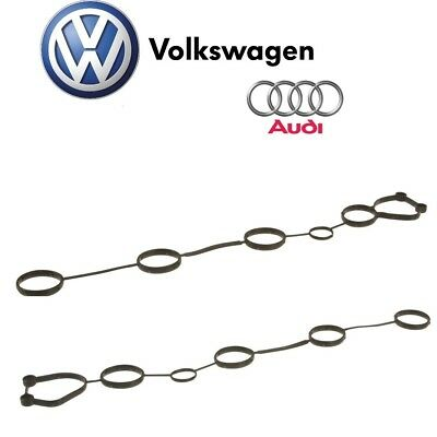 For Audi A6 Quattro R8 RS4 VW Touareg Pair Set of 2 Inner