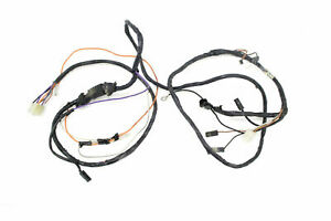 Used VN Holden Commodore Wagon Tailgate Wiring Loom