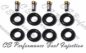 Fuel Injector Service Repair Rebuild Kit Seals Filter O