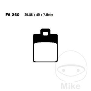 EBC SFA Scooter Front Brake Pads SFA260 Vespa LX 50 2T