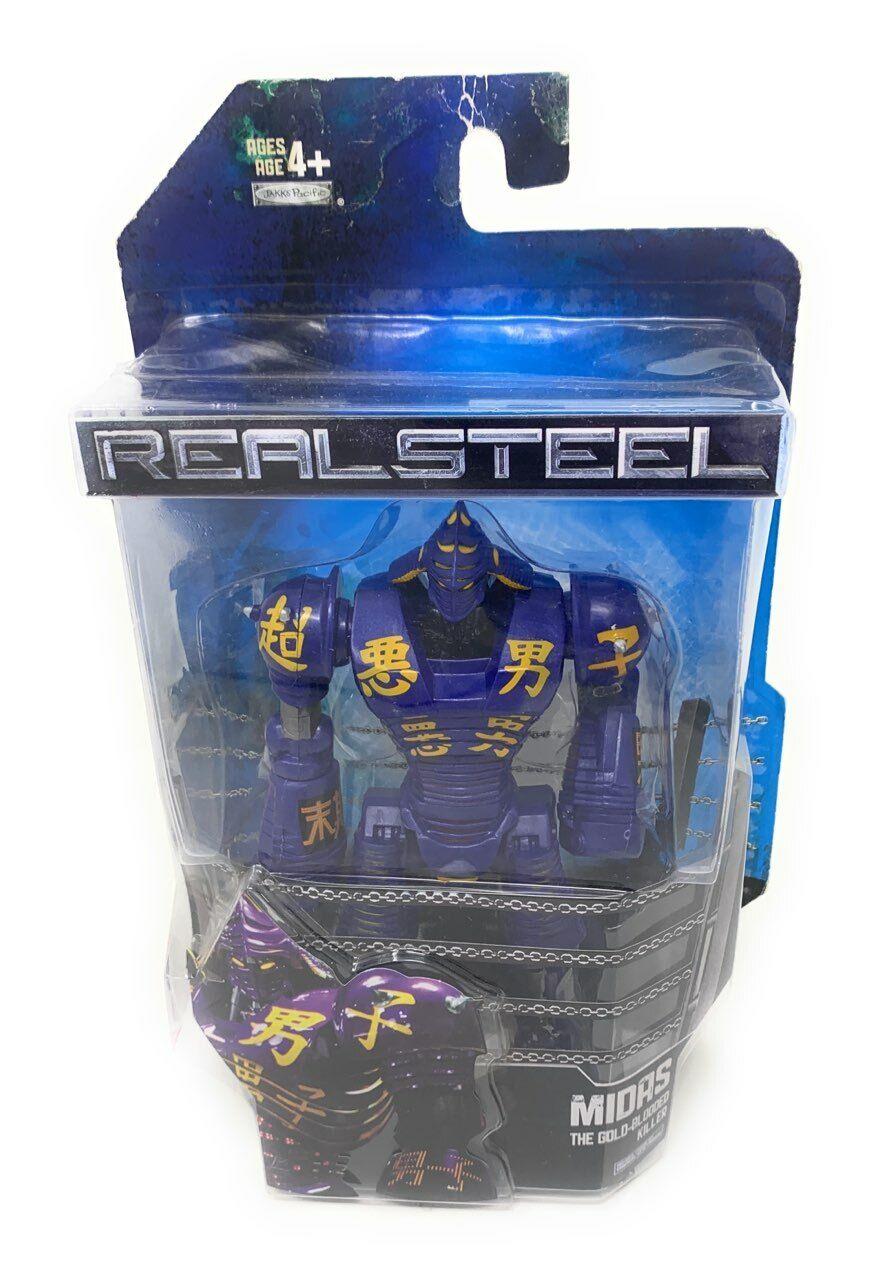 Real Steel Zeus Toy : steel, Steel, Midas, Noisy, Action, Figure, Hobbies, 800battery, Figures