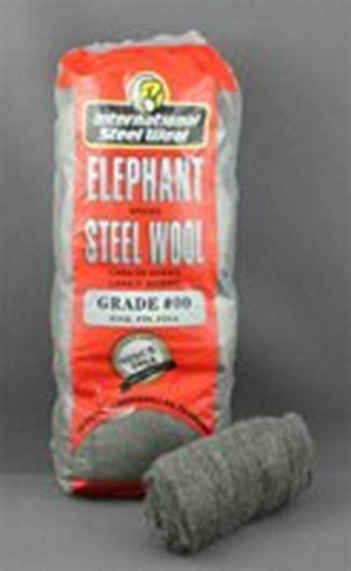 Steel Wool Pads, 00 Very Fine 16/Pack