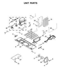 sale Outstanding Whirlpool Refrigerator Compressor Start