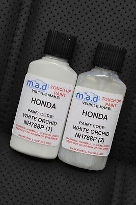 Honda CR-V NH788P White Orchid Pearl Aerosol Touch Up Paint...