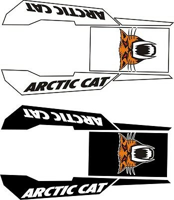 ARCTIC CAT TUNNEL top KIT Z1 F 570 F8 F5 PRO LXR BEARCAT