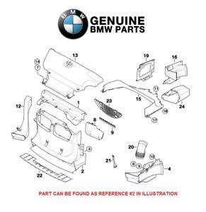 For BMW E46 323i 325i 325xi 328i 330i Front Air Intake