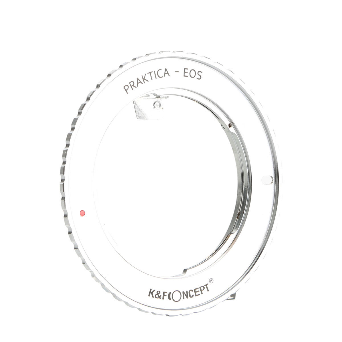 K&F Concept adapter for Praktica mount lens to Canon EOS