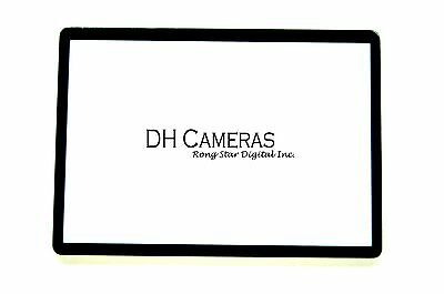 Canon EOS 600D /Rebel T3i Outer LCD Screen Display Window