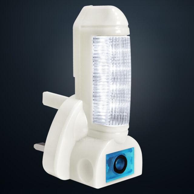 Automatic Led Childrens Night Light Plug In Rocket Energy Saving Dusk 2 Dawn For Sale Online Ebay