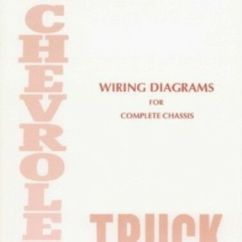 63 Chevy Truck Wiring Diagram Thermostat Chevrolet 1963 Pick Up Ebay