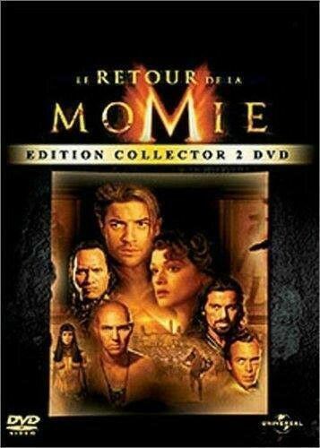 Le Retour De La Momie 2 : retour, momie, Retour, Momie, Edition, Collectior, French/english, Online