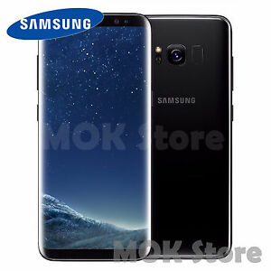 Samsung Galaxy S8+ Plus SM-G955 LTE 4G 128G / Factory Unlocked - Midnight Black